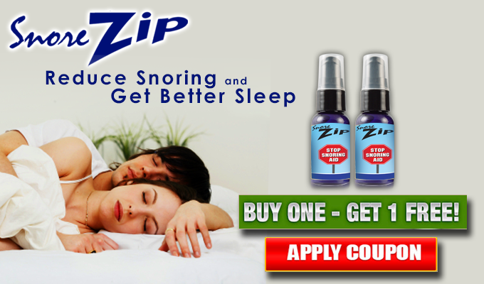 Order Page Snore Zip